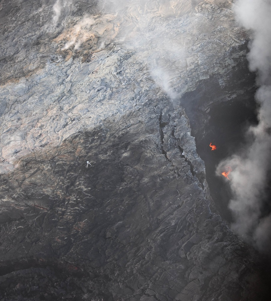 Lava and Rainforests Adventure with Paradise Helicopters, Big Island, Hawaii